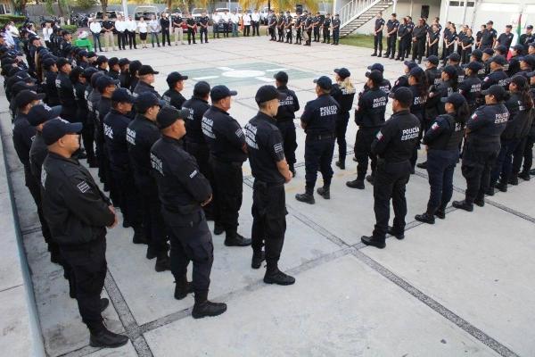 Policías de colima amenazan con paro de labores