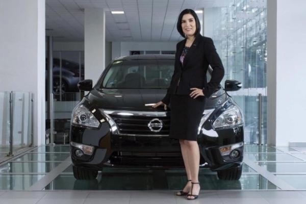 La directiva asumirá el cargo de directora general de ventas globales en Japón. Foto: Nissan