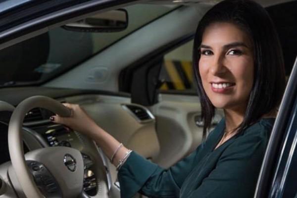 Mayra González CEO Nissan Japon