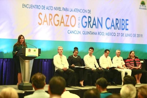 Durante la ceremonia inaugural quedó de manifiesto que son 19 naciones las que están siendo afectadas por esta problemática. Foto Especial