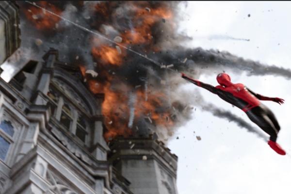 """Endgame y Far From Home """"son dos piezas de la misma historia que no termina"""" hasta ver esta entrega de SpiderMan. Foto: Youtube"""
