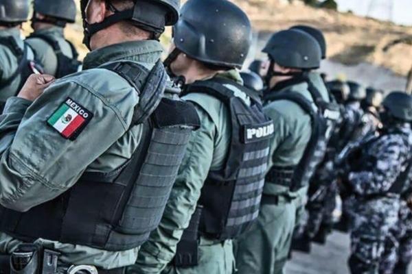 Miguel Ángel Mancera, dijo que la presencia de la Guardia Nacional en capital es algo que debe estar calculado por las autoridades locales y federales. Foto Ilustrativa
