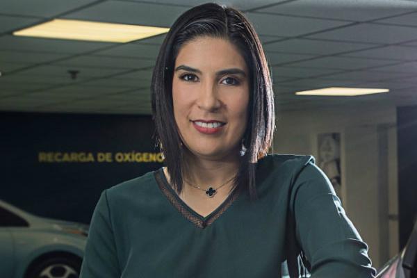 Primera mujer en 83 años de operación de Nissan Motor Company en dirigir el negocio en un país. Foto: Especial.