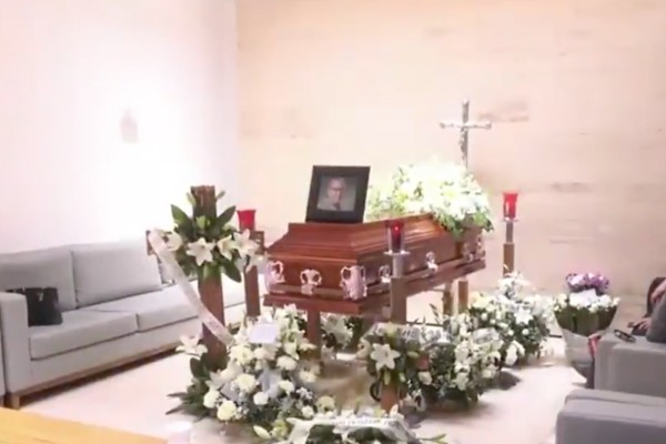 funeral enrique muñoz el reporteronte