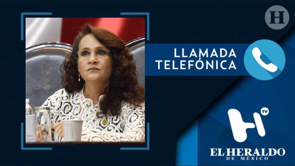 Dolores Padierna en entrevista con Blanca Becerril-