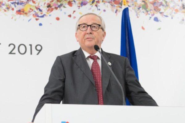 Jean Claude Juncker UE