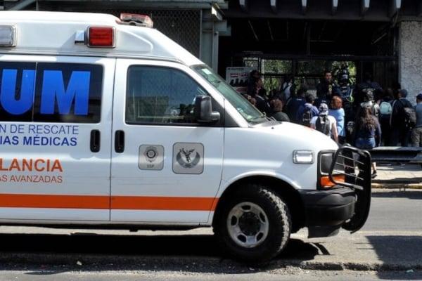 Luego de los trabajos que realizaron los cuerpos de emergencia, se restableció el servicio en ambas direcciones. Foto Cuartoscuro