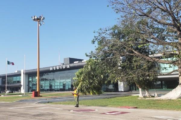 aeropuerto de merida
