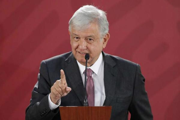 El presidente de México envió una carta a los líderes del G-20. Foto: Especial.