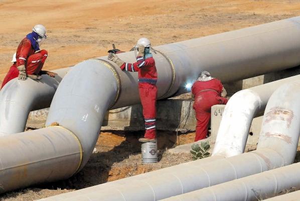 LITIGIO. IEnova y TC Energía son los afectados del proceso. Foto: Reuters