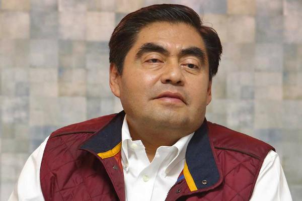 El morenista fue electo gobernador del estado de Puebla. Foto: Especial.