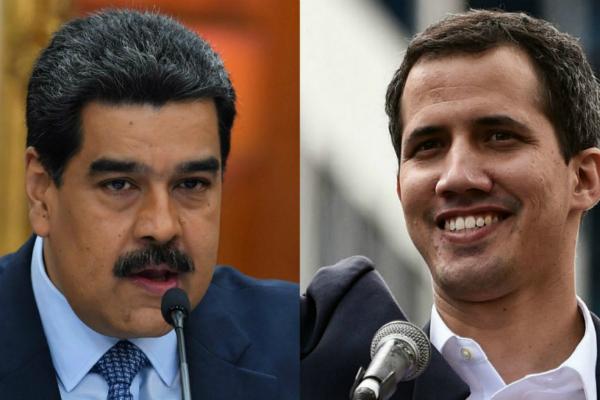 3 fuentes informaron sobre el encuentro entre el Presidente de Venezuela y el líder opositor. Foto: Especial.
