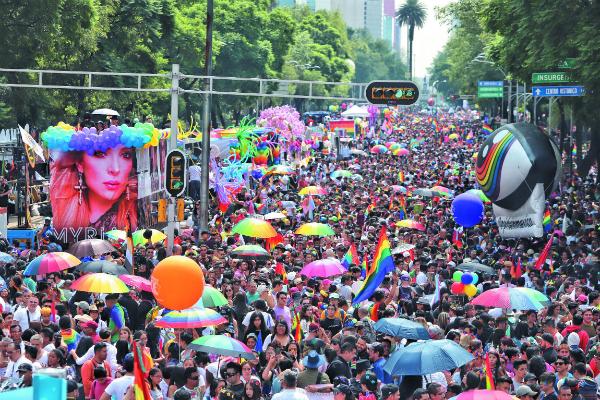 La capital del país fue una fiesta. Foto: Víctor Gahbler.
