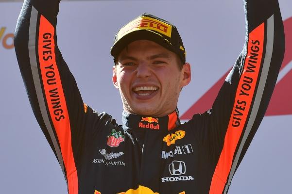 Max Verstappen es el ganador del GP de Austria. Foto: AFP