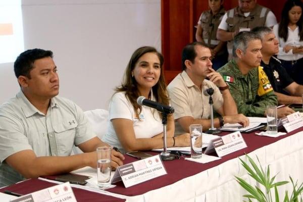 El jefe del Ejecutivo federal pasó revista a las unidades que integran la Guardia Nacional. Foto Especial