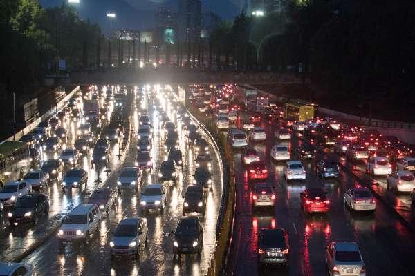 La restricción vehicular está vigente de las 5:00 a las 22:00 horas. Foto: Archivo | Cuartoscuro