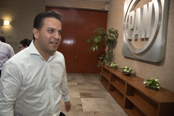 Entrevista con el senador Damián Zepeda