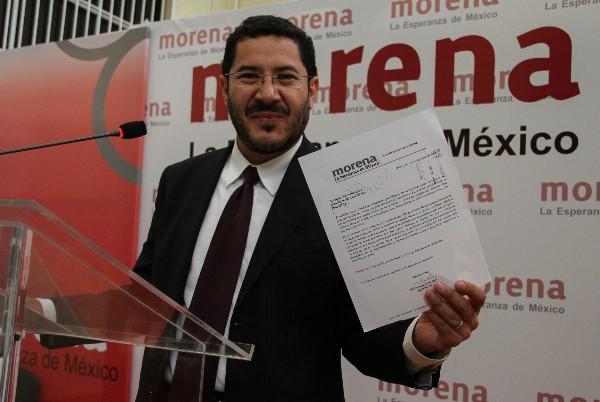 A un año de haber ganado la elección hay muchas cosas que celebrar: Martí Batres, senador