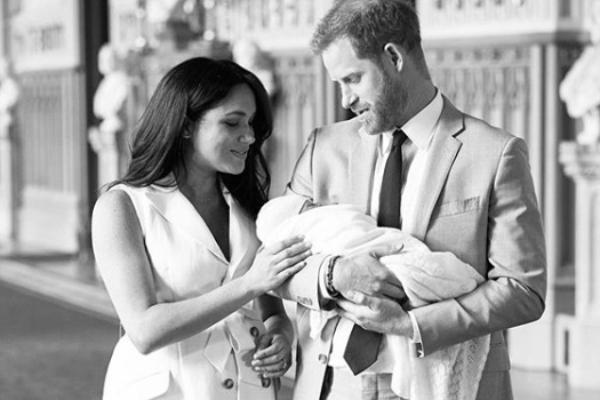 El Bautiz del hijo del príncipe Harry ya tiene fecha