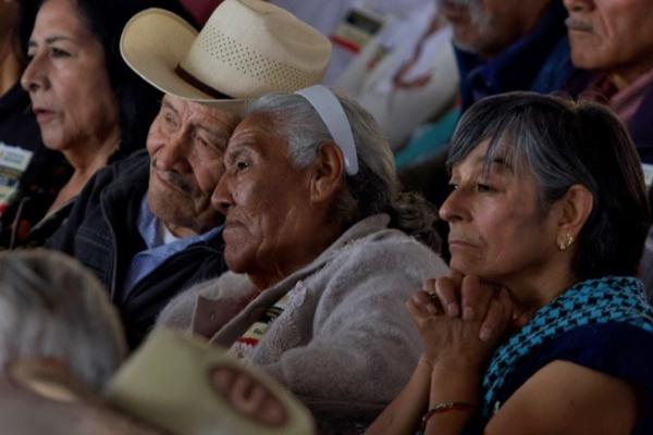 La ASF detalla que en 2023 los adultos de 60 años o más representarán 12.3 por ciento de la población. Foto Cuartoscuro