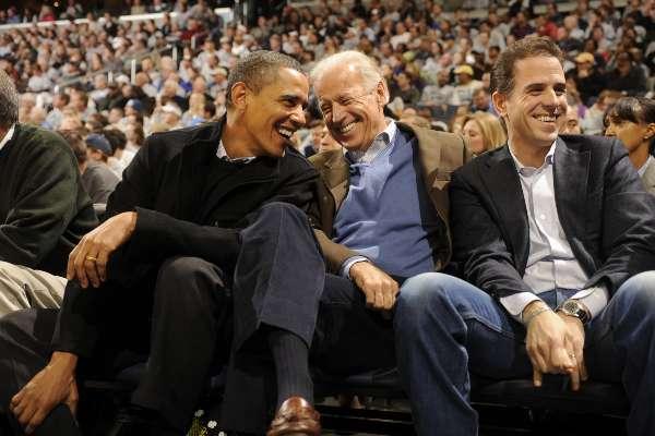 Hunter Biden solo estuvo ocasionalmente en el ojo público durante el tiempo en que su padre fue vicepresidente de Barack Obama. Foto: Archivo | AFP