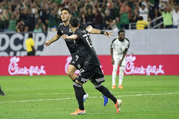 El conjunto mexicano llegará entusiasmado al encuentro, después de derrotar a Costa Rica en tanda de penales. Foto: FMF
