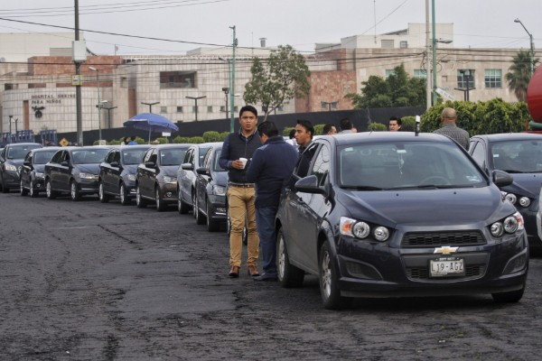 uber fiscalía edomex