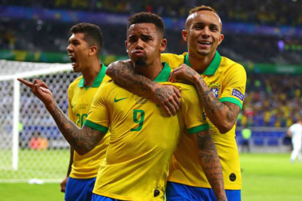 Brasil disputará la final el próximo domingo. Foto: Especial.