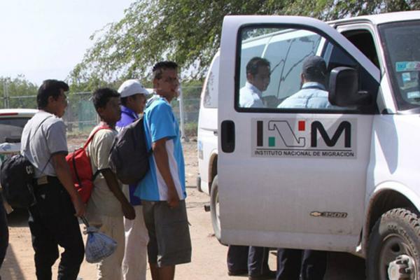 Para los más de 9 mil centroamericanos que solicitaron asilo en Estados Unidos y que fueron regresados a Baja California. Foto: Especial.