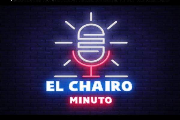 El Chairominuto en radio