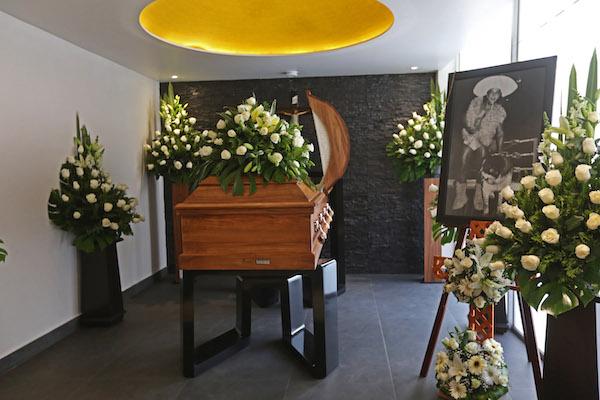 Funeral del Perro Aguayo en Guadalajara