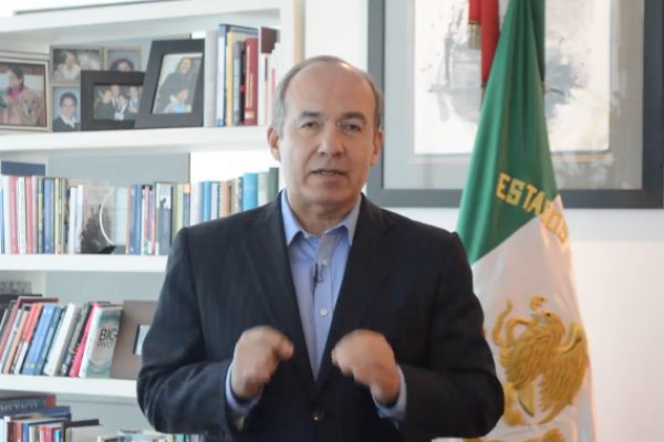 Felipe Calderón AMLO
