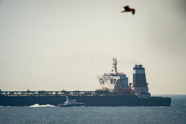 España, que disputa Gibraltar, dijo que la acción fue pedida por Estados Unidos. Foto: AP