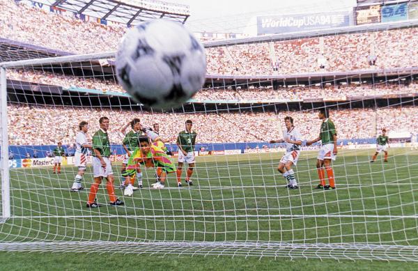 RECUERDO. México no pudo vencer a Bulgaria, en el Giants Stadium de Nueva Jersey, y cayó en penaltis. Foto: Mexport