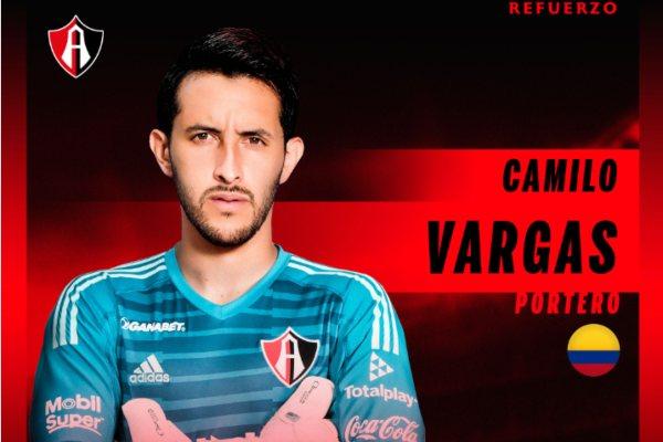 Camilo Vargas Colombia