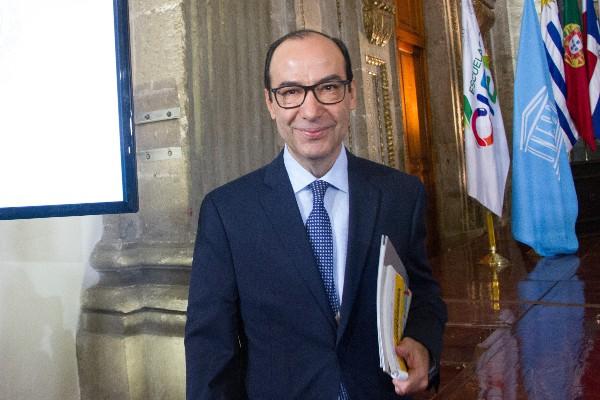 Entrevista con el director general de políticas públicas del Consejo Coordinador Empresarial, Javier Treviño
