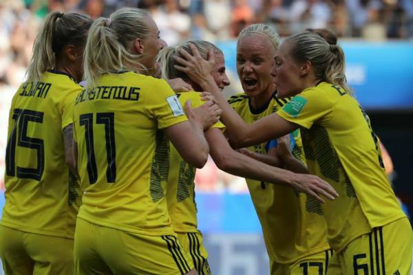Todos los goles del partido cayeron en el primer tiempo. Foto: Especial.