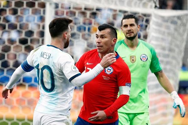 """La """"Pulga"""" indicó que """"la corrupción, además de los árbitros no permite que la gente disfrute del futbol, del show, lo arruina un poco"""". Foto: EFE"""