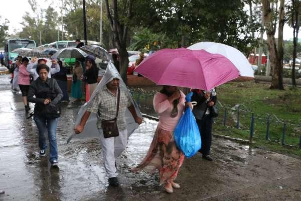 En la Ciudad de México se prevé una temperatura máxima de 26 a 28°C y mínima de 13 a 15°C. Foto: Archivo | Cuartoscuro