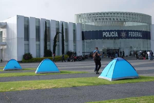 Ricardo Mejía Berdeja, subsecretario de la Secretaría de Seguridad y Protección Ciudadana, confió en la pronta solución del conflicto. Foto: Cuartoscuro