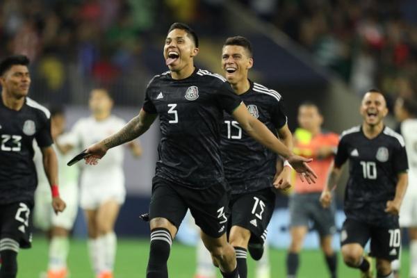 Llegó el momento. México enfrenta a Estados Unidos en la final de la Copa Oro 2019. Foto Especial