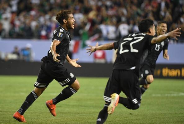"""México, dirigido por el estratega Gerardo """"Tata"""" Martino, obtuvo el triunfo 1-0 ante EU. Foto Especial"""