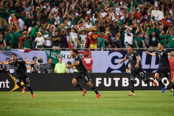 Sólo en el 2007, en ese entonces la selección dirigida por Hugo Sánchez, sucumbió ante Estados Unidos en una final de Copa Oro. Foto Especial
