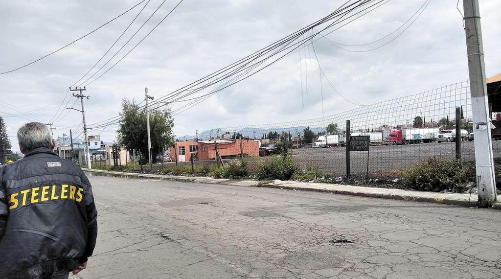 PREPARADOS. Fuerzas federales eligieron el sitio donde se ubicará a la corporación. Foto: José Ríos