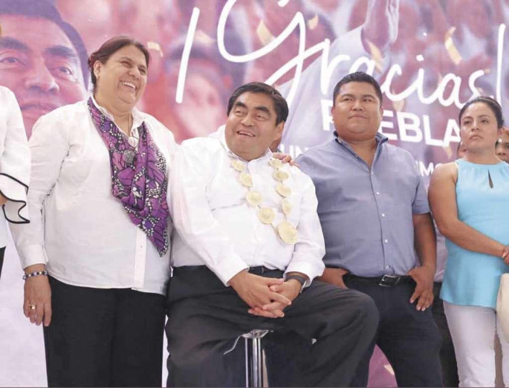 LOGRO. El mandatario presentará iniciativa para la reforma a la estructura orgánica estatal. Foto: Especial.