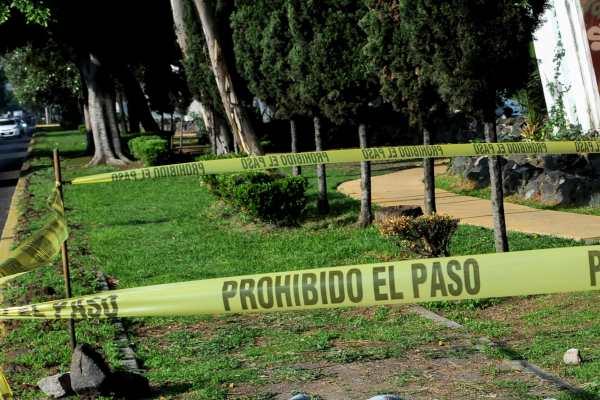 El lugar se encuentra acordonado por las autoridades debido a las investigaciones que se realizan. Foto: Archivo | Cuartoscuro