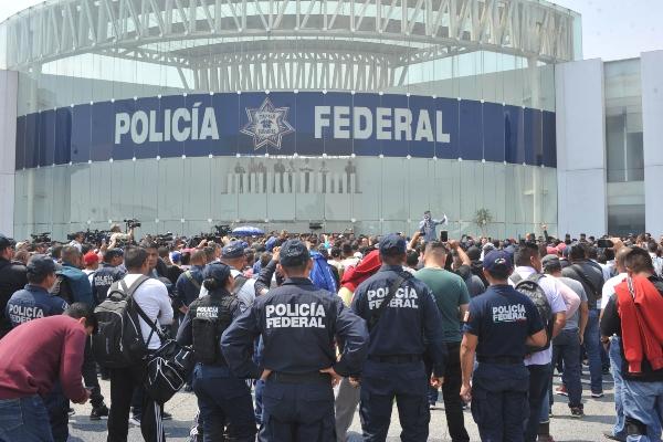 Se espera que este lunes se reanude la mesa de negociaciones con las autoridades. Foto: Archivo | Cuartoscuro