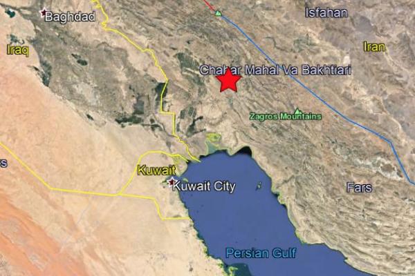 Terremoto-Irán-sismo-muerto