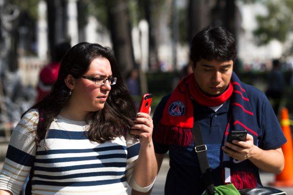 Las víctimas bloquear la línea y dejar inservibles los celulares. Foto: Archivo | Cuartoscuro