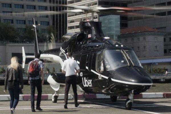 El servicio de helicóptero no es la primera aventura de Uber en el campo aéreo, puesto que en Dubái ya ofrece excursiones de turismo. Foto: Archivo | AFP